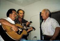 enregistrement en Sardaigne, 1999